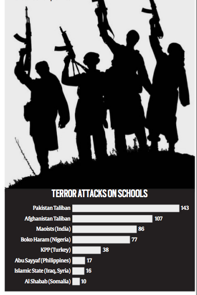 Terrorism domestic india