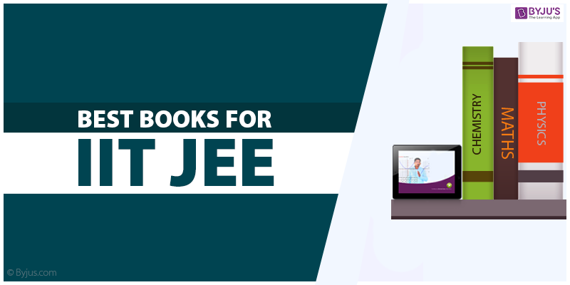 Best Books for IIT JEE