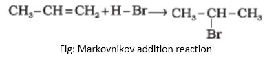 Markovnikov rule