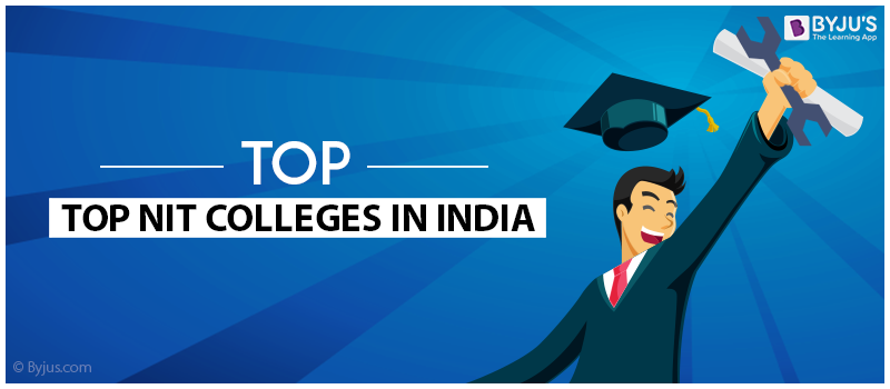 Top NIT Colleges
