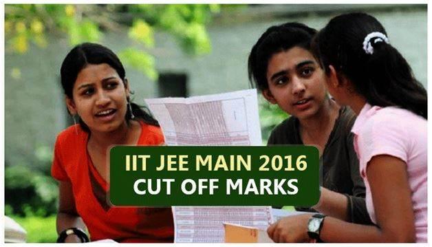 JEE Main 2016 Cutoff