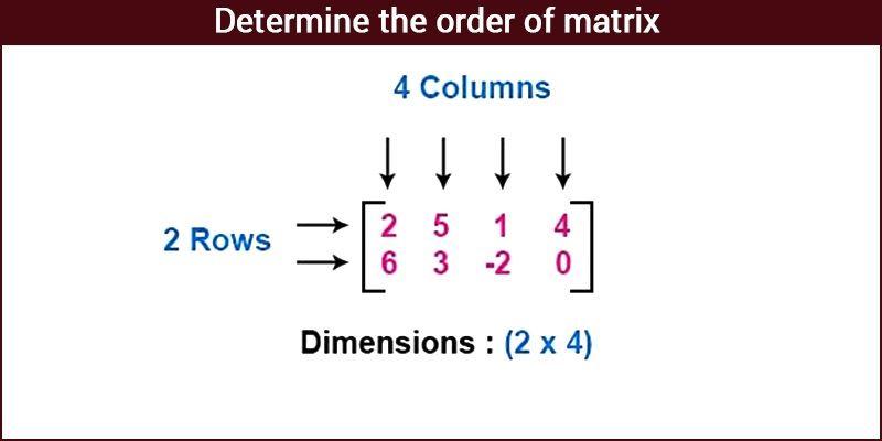 Order of a Matrix