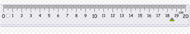 line segment by ruler