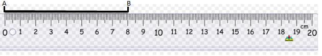 line segment length