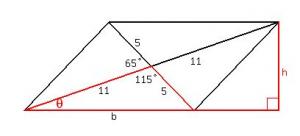 Parallelogram Problem