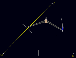 Angle Bisector Construction: Step 2