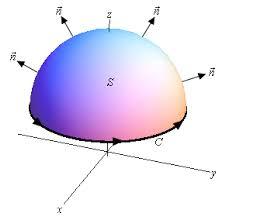 Stokes Theorem Formula