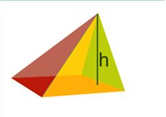 Oblique Pyramid