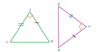 SAS-Congruence Of Triangles