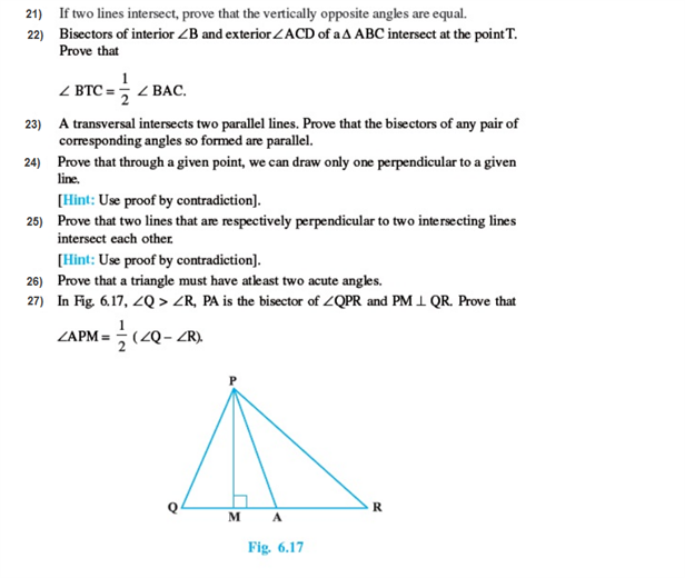 important questions class 9 maths chapter 6 lines angles 5