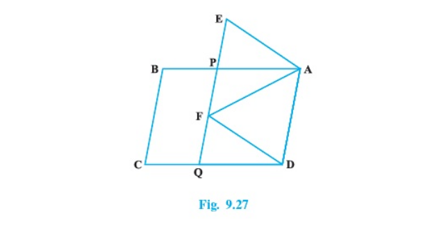 Important Questions Class 9 Maths Chapter 9 Areas Parallelograms Part 7