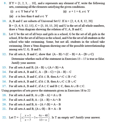 important questions class 11 maths chapter 1 sets 2