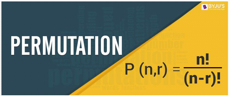 Permutation in Maths