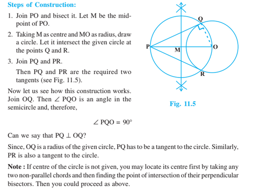 Construction For Class 10
