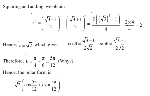 Quadratic Equations Class 11
