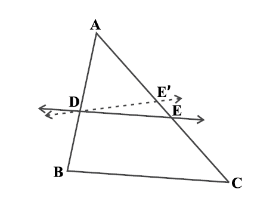 Similarity Of Triangles –Theorems