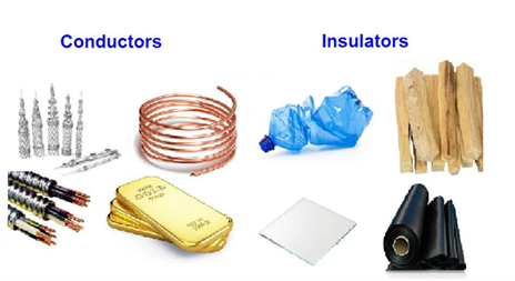 Conductors And Insulators Examples