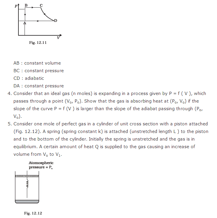 important questions class 11 physics chapter 11 thermodynamics 4