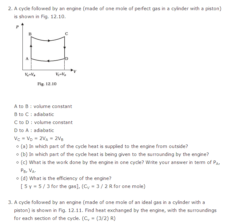 important questions class 11 physics chapter 11 thermodynamics 3