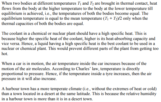 Physics Numericals Class 11 Chapter 12 10