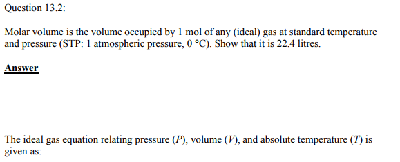 Physics Numericals Class 11 Chapter 13 2