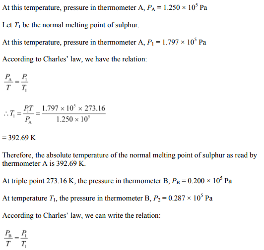 Physics Numericals Class 11 Chapter 11 15