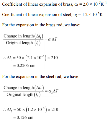 Physics Numericals Class 11 Chapter 11 30