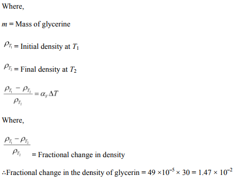 Physics Numericals Class 11 Chapter 11 34