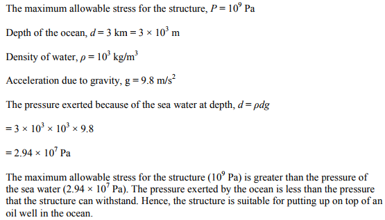 Physics Numericals Class 11 Chapter 10 18
