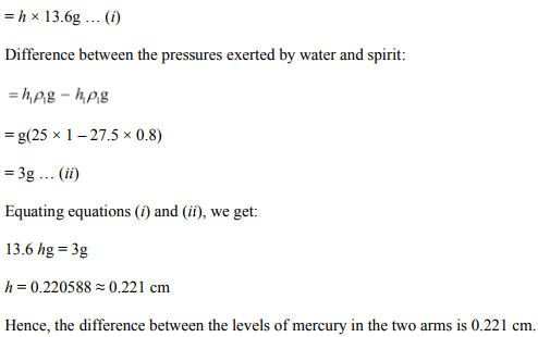 Physics Numericals Class 11 Chapter 10 25