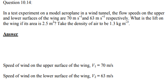 Physics Numericals Class 11 Chapter 10 34
