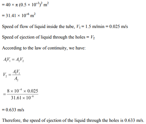Physics Numericals Class 11 Chapter 10 43