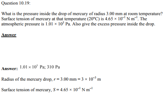Physics Numericals Class 11 Chapter 10 48