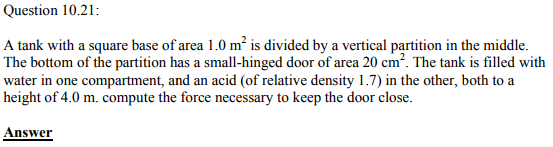 Physics Numericals Class 11 Chapter 10 54