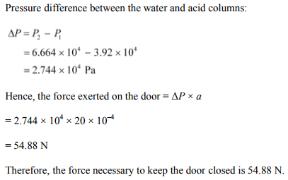 Physics Numericals Class 11 Chapter 10 57