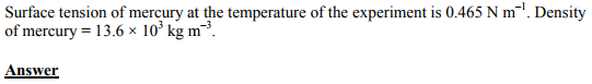 Physics Numericals Class 11 Chapter 10 82