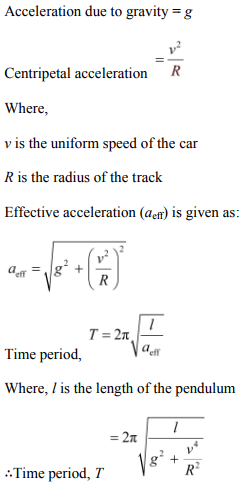 Physics Numericals Class 11 Chapter 14 67
