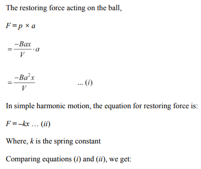 Physics Numericals Class 11 Chapter 14 77