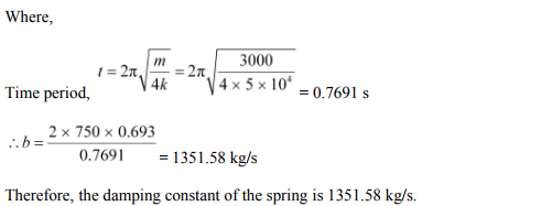 Physics Numericals Class 11 Chapter 14 82