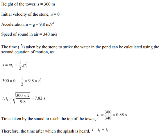 Physics Numericals Class 11 Chapter 15 5