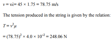 Physics Numericals Class 11 Chapter 15 49