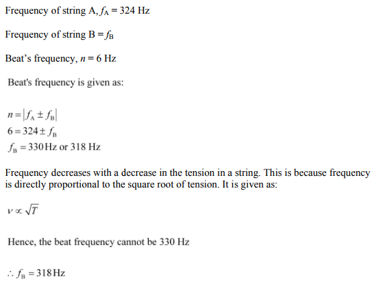 Physics Numericals Class 11 Chapter 15 63