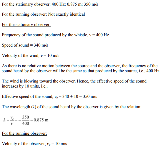 Physics Numericals Class 11 Chapter 15 71