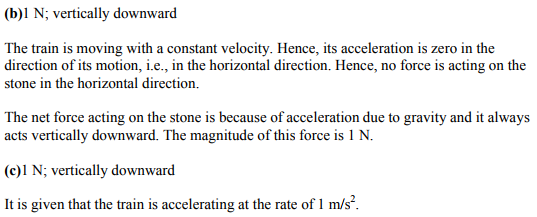 Physics Numericals Class 11 Chapter 5 6