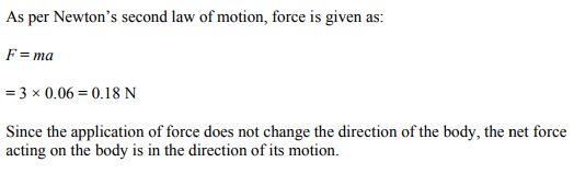Physics Numericals Class 11 Chapter 5 14