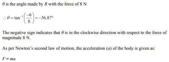 Physics Numericals Class 11 Chapter 5 16