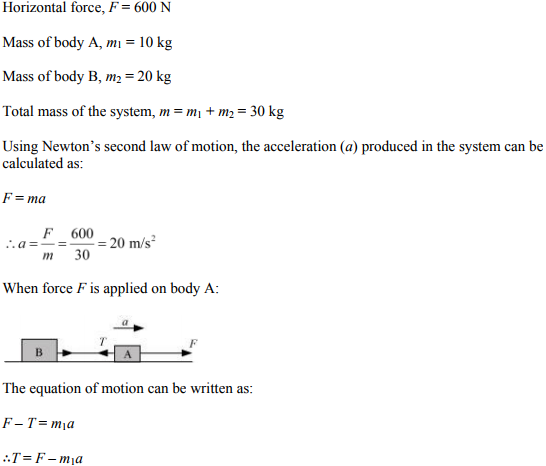 Physics Numericals Class 11 Chapter 5 44