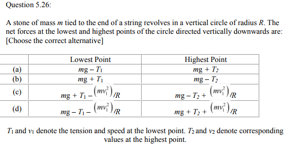 Physics Numericals Class 11 Chapter 5 80