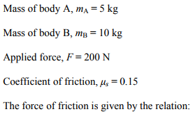 Physics Numericals Class 11 Chapter 5 106
