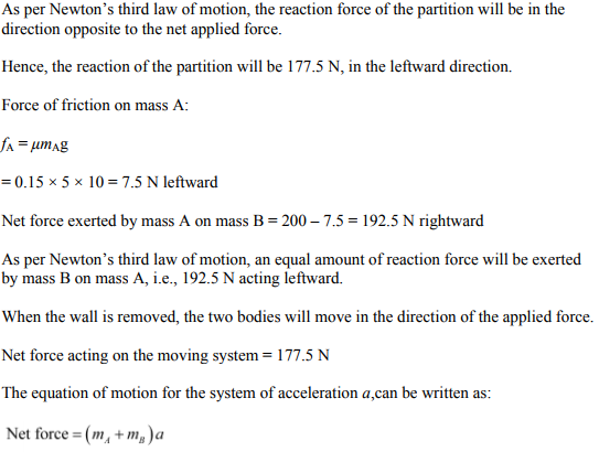 Physics Numericals Class 11 Chapter 5 108